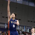 11月5日 横浜ビー・コルセアーズ vs 三遠ネオフェニックス GAME2(横浜国際プール)