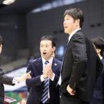 ビーコル、北海道戦を前にヘッドコーチ交代を発表。