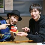 高島一貴選手とビーコル芸人・和田貴志さんが「健者の砦」に出演!