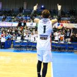 大逆転のビーコル、滋賀戦GAME2で勝利して今季2度目の連勝!