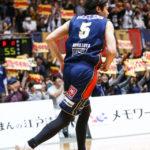 ビーコル、名古屋D戦GAME1で惜敗。B1残留プレーオフ出場が決定。