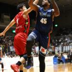 ビーコル、名古屋Dに延長戦の末に惜敗。今季ホーム最終戦を勝利で飾れず。