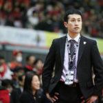尺野将太前HCがビーコル退団。来季、故郷広島のHCに就任
