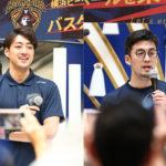 満田、田渡がららぽーと横浜でのイベントに出演!