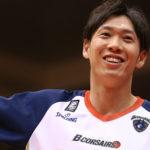ビーコル、高島一貴との2018-19シーズンの契約締結を発表!