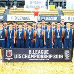 ビーコル、U15チャンピオンシップ決勝で栃木に接戦の末に惜敗
