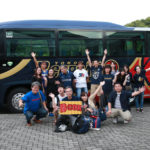 ビーコルが、チームバスを使った海賊KAWAMATAバスツアーを開催!