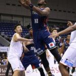ビーコル、新潟に16点差負けを喫して3連勝ならず。