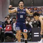 ビーコル激勝で連敗を止める!大阪戦GAME1でエヴェッサを1点差で下す!