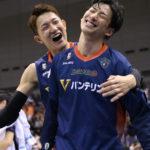 ビーコル今季2度目の連勝!大阪に前回対戦のリベンジ果たす!