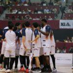 ビーコル、神奈川ダービー第3弾で川崎とアウェー戦1試合!