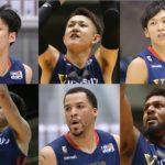 ビーコルが川村卓也ら6選手の選手契約満了と自由交渉リスト公示を発表。