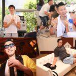 【ビーコル夏の思い出写真集】横浜ビーコルセアーズ橋本尚明 presents 「B-COR BBQ」&「B-COR NIGHT」!
