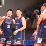 新生ビーコル、秋田とのホーム開幕戦で今季初勝利!