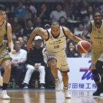 ビーコル、アウェーでの琉球2連戦初戦を惜敗。今季4度目の連勝を逃す