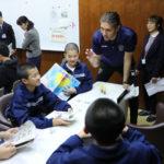 ビーコル小原 翼が、地元中学生たちとハマ弁をプロデュース!