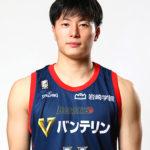 ビーコルが筑波大3年の菅原 暉との特別指定選手契約を発表