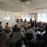 横浜ビー・コルセアーズが選手に向けた新型コロナウイルスに関する勉強会を実施