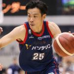 横浜ビー・コルセアーズが竹田 謙との選手契約締結を発表!