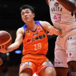 横浜ビー・コルセアーズが元新潟のPG森井健太との選手契約締結を発表!
