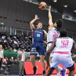 第14節 vs 秋田ノーザンハピネッツGAME1 横浜 86−82 秋田