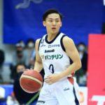 河村勇輝が滋賀との正月2連戦でいよいよホームデビュー!