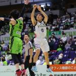 第17節 vsレバンガ北海道GAME2 北海道 78−68 横浜