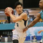 第20節 vs京都ハンナリーズGAME1 京都 82−69 横浜