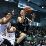 第24節 vs川崎ブレイブサンダースGAME2 横浜 65−67 川崎