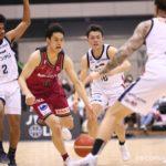 第28節 vs川崎ブレイブサンダース 横浜 74−100 川崎