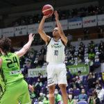 第23節 vsレバンガ北海道 北海道 71−76 横浜