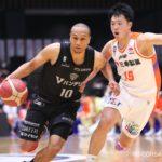 第36節・ホーム最終節GAME1 vs新潟アルビレックスBB 横浜 87−85 新潟
