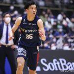 第36節・ホーム最終節GAME2 vs新潟アルビレックスBB 横浜 84−70 新潟